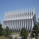 Air Force Academy Chapel (Photo credit: Michael Barera)