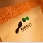 A Memorandum of Understanding