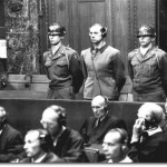 Karl Brandt at the Nuremberg Trials