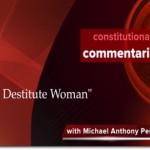 The Destitute Woman