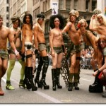Homosexual 'Pride' NYC (Photo credit: Thomas Hobbs)