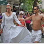 Homosexual pride parade (Photo credit: Wikimedia Commons user JoeInQueens)
