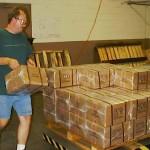 Government ammunition (Photo credit: Steven M. Noe)