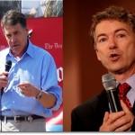 Photo credit: Gage Skidmore and IowaPolitics.com