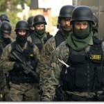 SWAT Team members prepare for the exercise (Source: Oregton DOT)
