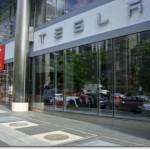 Tesla Motors showroom in Washington D.C.(Photo credit: Mario Roberto Durán Ortiz)