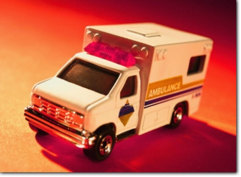 SOS: Speaking of Seniors – Ambulance Service was Kind