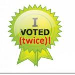 Vote Fraud in 2014