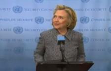 Hillary Clinton's Salvation