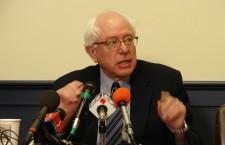 Senator Bernie Sanders (I-VT) (Photo credit: Darth Kalwejt)