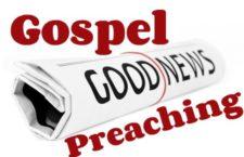 'Just Preach the Gospel!'