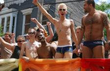 Homosexual pride parade (Photo credit: Tim Schapker)
