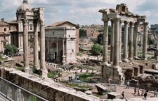 Ruins of the Roman Forum (Photo credit: Foeke Noppert)