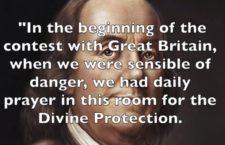 A Texas Judge's Prayers and the First Amendment