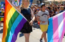 Stockholm Pride (Photo credit: Frankie Fouganthin)