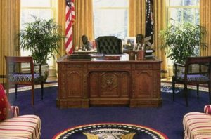 Oval Office, White House