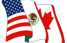 NAFTA logo (Credit: Alex Covarrubias)