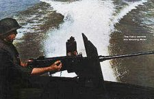 Navy Veteran Patrolled Treacherous Mekong Delta during Tet